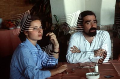 Martin Scorsese Isabella Rossellini and
