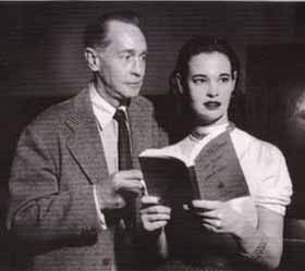 Gloria Vanderbilt Franchot Tone and