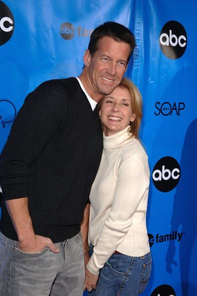 James Denton  and Erin O'Brien
