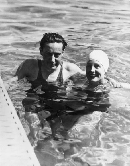 Norma Shearer  and Irving Thalberg