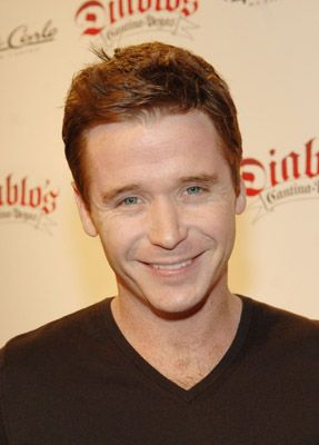 Kevin Connolly  in Las Vegas at Diablo's Cantina