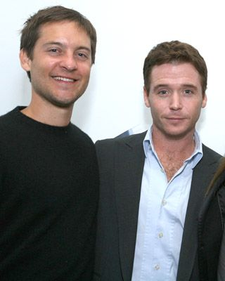 Kevin Connolly  and Tobey Maguire