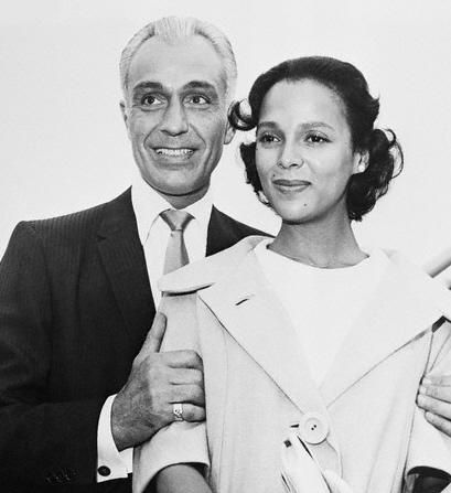 Dorothy Dandridge  and Jack Denison