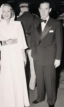 Marlene Dietrich Erich Maria Remarque and