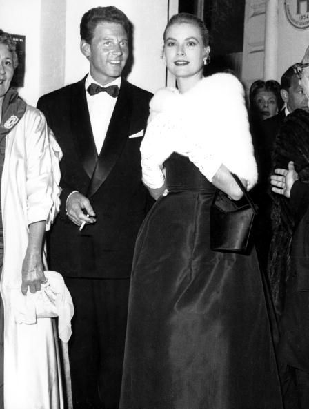 Grace Kelly Jean-Pierre Aumont and