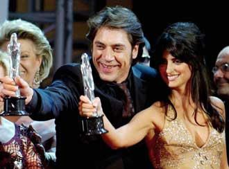 Javier Bardem Penelope Cruz and