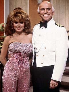 The Love Boat Charo & Gavin Macleod