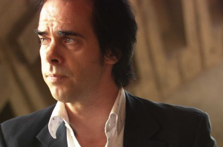 Nick Cave in LEONARD COHEN I'M YOUR MAN.