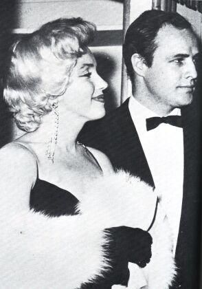 Marlon Brando Marilyn Monroe and