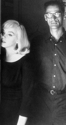 The Misfits Arthur Miller and Marilyn Monroe