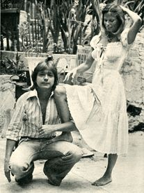 David Cassidy  and Kay Lenz