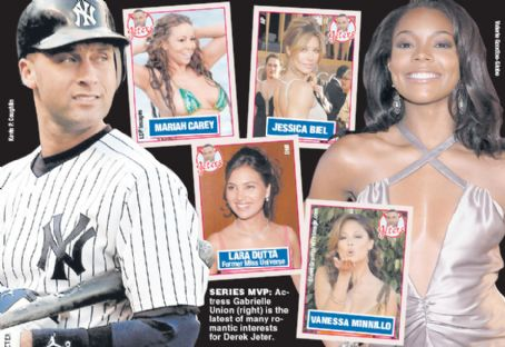 Derek Jeter jeters Girls