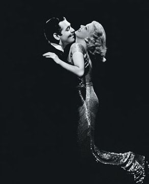 Jean Harlow Clark Gable and