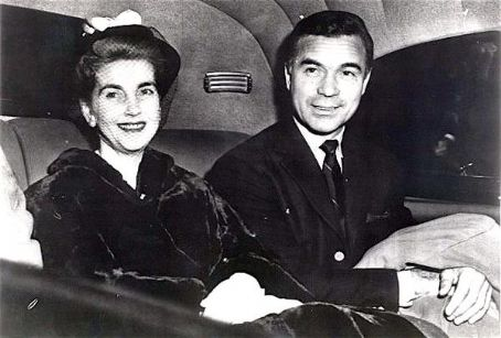 Barbara Hutton Porfirio Rubirosa and