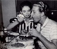 Myra Brown Jerry Lee Lewis and Myra Gail Brown