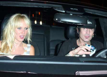 Tommy Lee Kimberly Stewart and