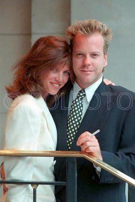 Kiefer Sutherland Kelly Winn and