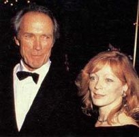 Frances Fisher Clint Eastwood and
