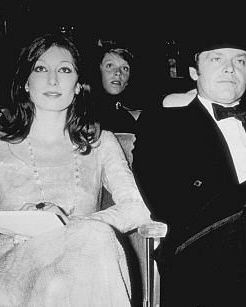 Jack Nicholson Anjelica Huston and