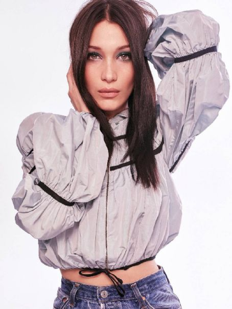 Bella Hadid - The Sunday Times:- Style Magazine Pictorial [United Kingdom] (2 April 2017)