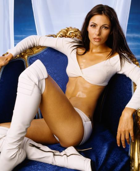 Silvia Colloca - Maxim Magazine May 2004
