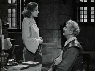 C. Aubrey Smith, Greta Garbo