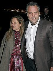 Vincent D'Onofrio  and wife Carin