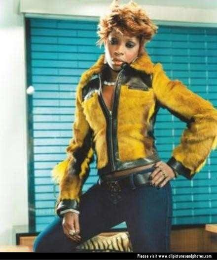Mary J. Blige Mary Blige