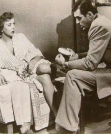 Ida Lupino Steve Cochran and