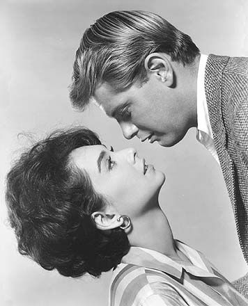Suzanne Pleshette Troy Donahue and