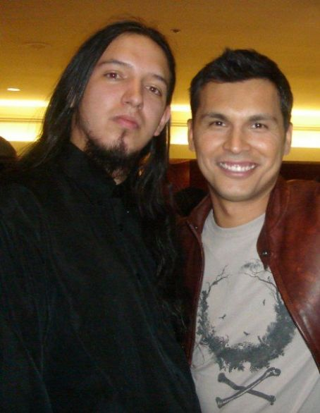 Adam Beach  & Arsan Buffin