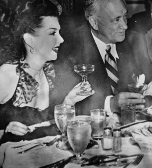Ann Miller Conrad Hilton and