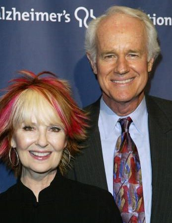 Mike Farrell Shelley Fabares and