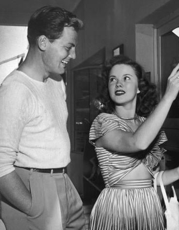 Shirley Temple John Agar and