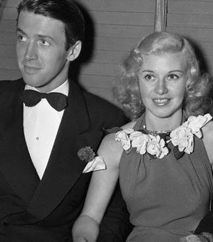 James Stewart Jimmy Stewart and Ginger Rogers