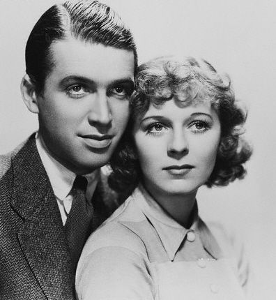 James Stewart Margaret Sullavan and Jimmy Stewart