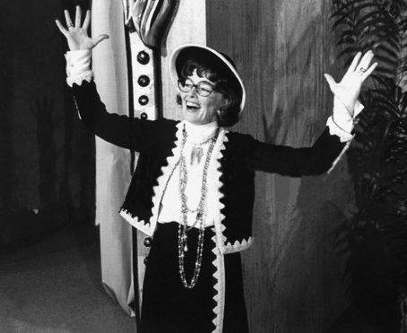 Coco Katharine Hepburn On Stage In The 1969 Musical ''coco''