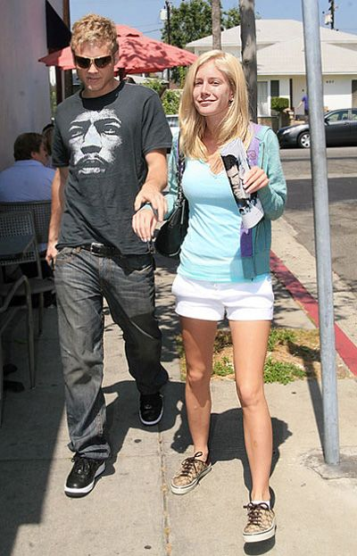 Spencer Pratt  and Heidi Montag