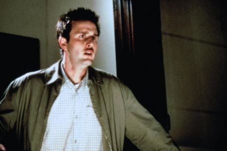 "David Arquette as Dwight ""Dewey"" Riley in Scream 2 (1997)"