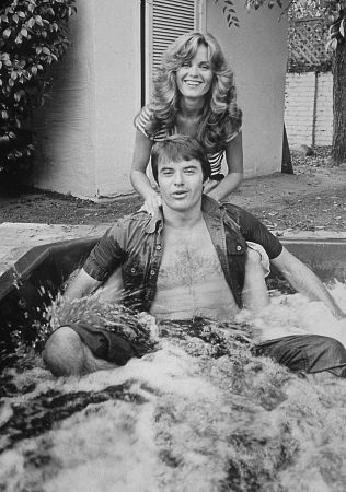 Heather Menzies-Urich Heather Menzies and Robert Urich