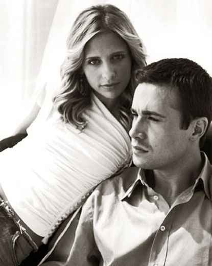 Freddie Prinze Jr. Freddie Prinze, Jr. and Sarah Michelle Gellar