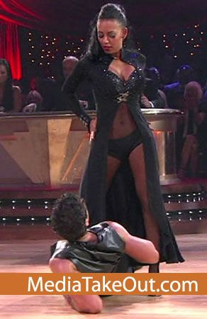 Maksim Chmerkovskiy Melanie Brown and