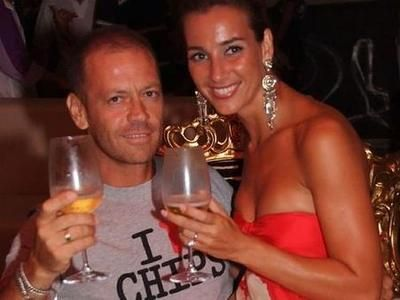 Rosa Caracciolo Cheers To  and Rocco Siffredi