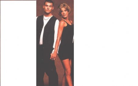 Brian Austin Green Brian Green and Tori Spelling