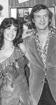 Barbi Benton Hugh Hefner and