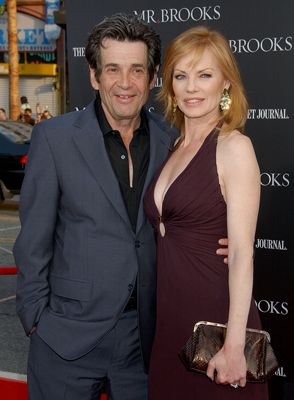 Marg Helgenberger Alan Rosenberg and