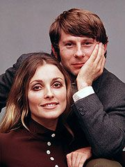 Sharon Tate Roman Polanski and