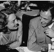 Frank Sinatra  and Joan Crawford