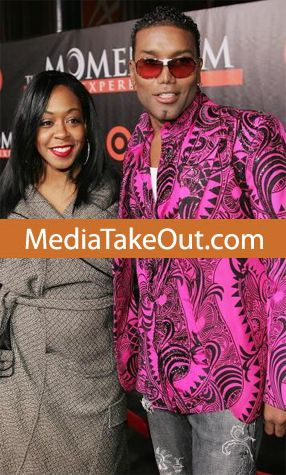 Tichina Arnold  and Norwood Young