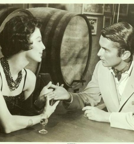 Ava Gardner Robert Evans and